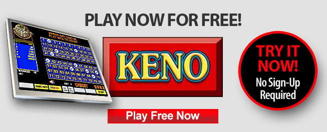 Play Keno now for free